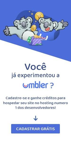 Hospedagem de sites Umbler